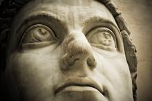 Head Of Emperor Constantine, C...
