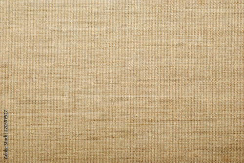 Garden Poster Fabric burlap texture