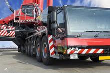 Huge Mobile Crane
