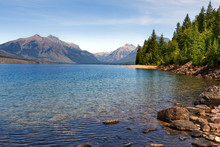 Lake McDonald, The Largest Lak...