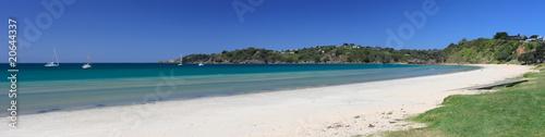 Oneroa Beach Panorama