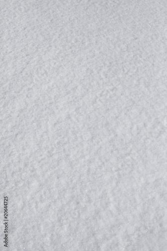 Fotobehang Stof Deep snow