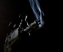 Smoking Rifle