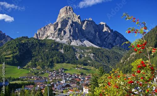 Foto  Corvara im Herzen von Südtirol
