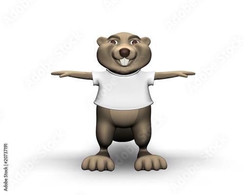 Valokuva  Bieber - Beaver