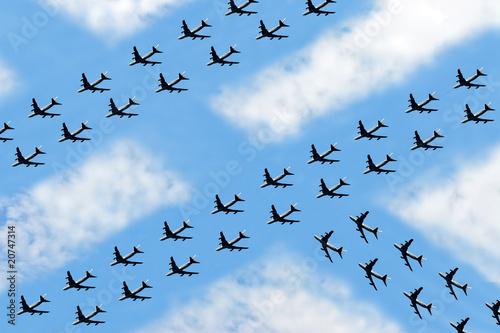 Photo  Future Air Traffic