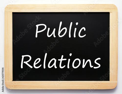 Fotografía  Public Relations - Communications Concept