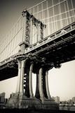 Manhattan Bridge in New York City - 20815177