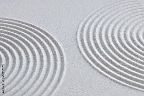 Sand, Kreise, Gleichgewicht - 20838909
