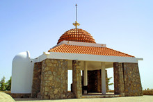 Tomb Of Archbishop Makarios II...