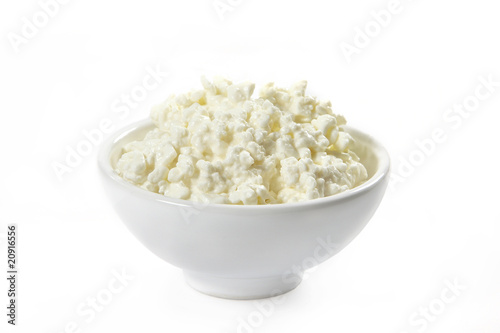 Photo  cottage cheese