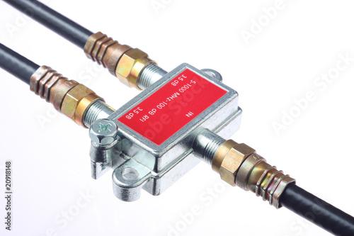 Cuadros en Lienzo Splitter and connectors