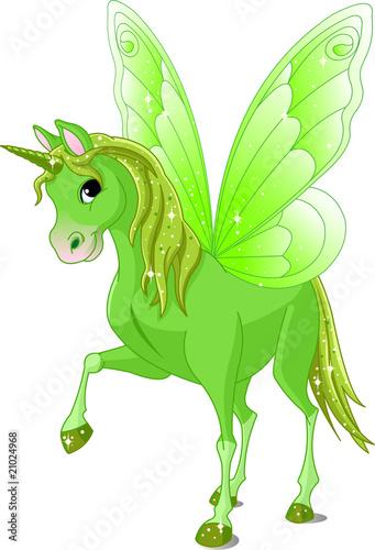 Poster Pony Fairy Tail Horse
