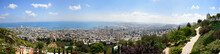 Panorama Of Haifa From The Bah...