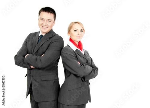 steward & stewardess