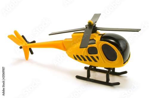 Poster Helicopter Toy helicopter