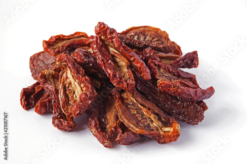 sun dried tomatoes Canvas Print