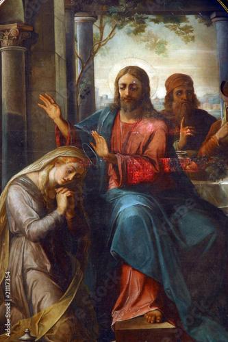 Stampa su Tela Saint Mary Magdalene