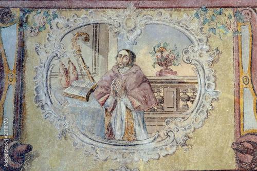 Valokuvatapetti Saint Augustine of Hippo