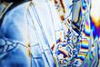 canvas print picture - Mikrokristalle