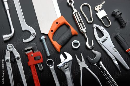 Photo tools set