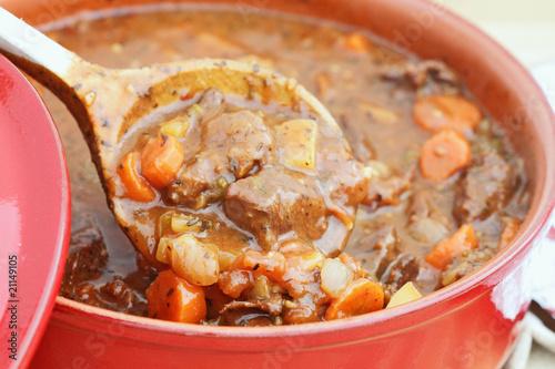 Fotografie, Obraz  Fresh Venison Stew