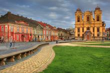 Union Square 02, Timisoara, Ro...