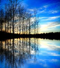 Fototapeta Fantasy Fantastic sunset