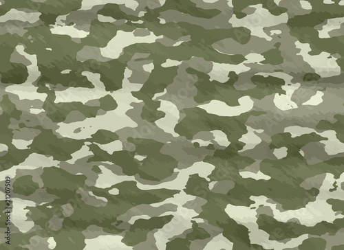 Fotografía  illustration of disruptive  camouflage material