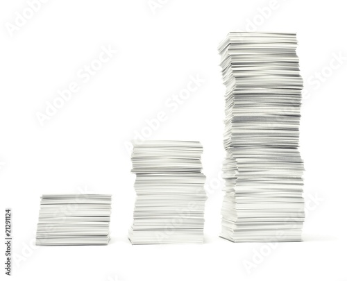 Stampa su Tela Mounting Paperwork