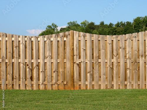 Fotografía  Property Fence