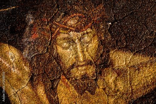 Obraz na płótnie christ
