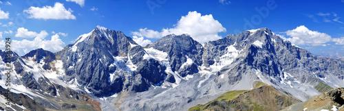 Fototapeta Südtiroler Dreigestirn - Ortler & Königspitze obraz