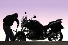 Ladro Di Moto