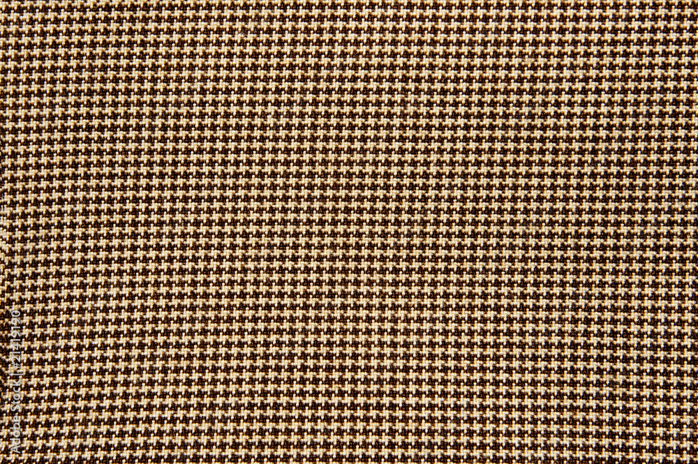 Photo  houndstooth textile