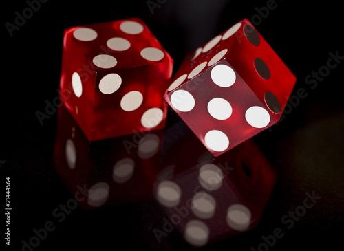 Photo  Gambling Dice