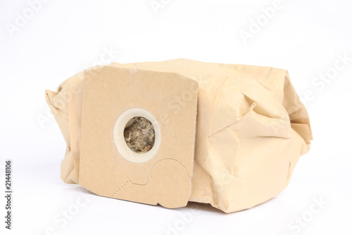 Photo Vacuum cleaner bag