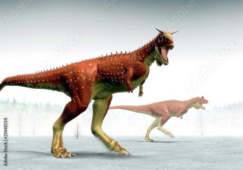 Photo  Dinosaurus