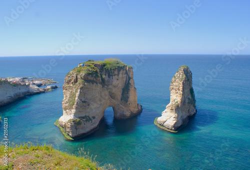 Fototapeta premium Beirut Rouche