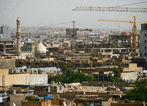 Fotografie, Obraz  Erbil, Irak