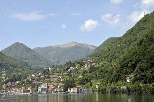 Photo Argegno on Lake Como