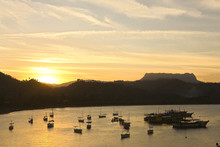 Sonnenuntergang In Baracoa