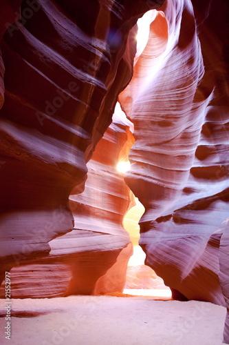 Poster Antilope Antelope Canyon