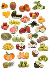 Frutas Frescas Variadas.