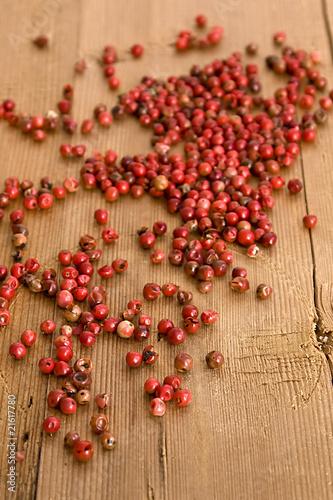 Fotobehang Macrofotografie Red pepper