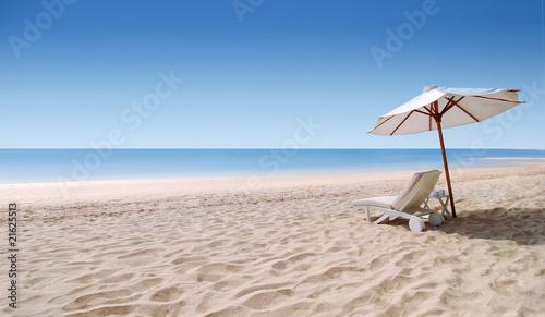 Fotobehang Strand Paradise Beach