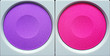 pink violet - Tusche Farben