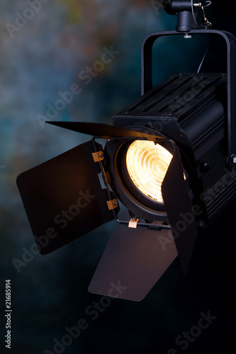 Fototapeta fresnel and background