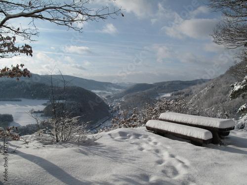 Fotografia  Die Eifel im Winter