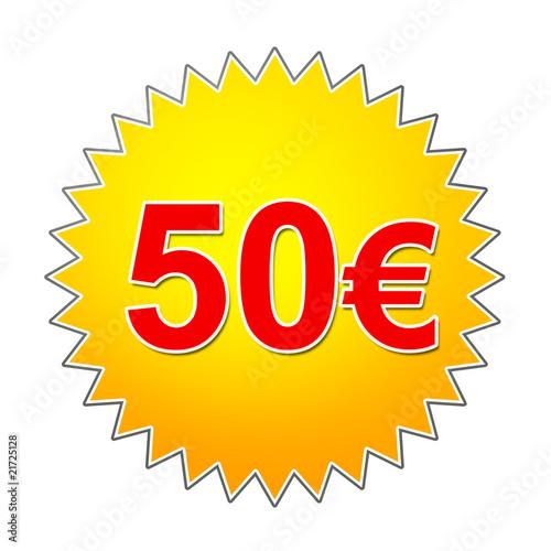 Photographie  50 euro